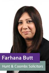 Farhana Butt